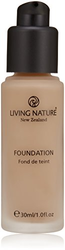 Living Nature Mineral Make-up - pure beige -