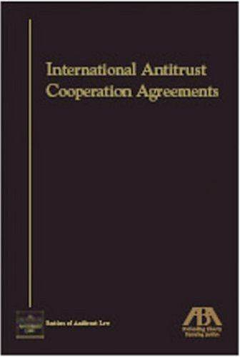 International Antitrust Cooperation Handbook