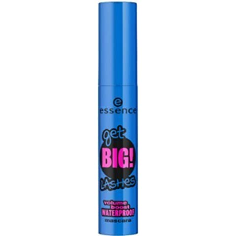 Essence Get Big! Lashes Volume Boost Waterproof Mascara by