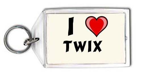 i-love-twix-keychain
