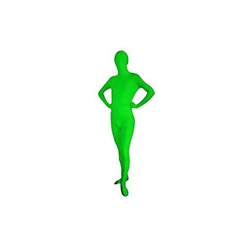 Bresser Chromakey Ganzkörperanzug grün