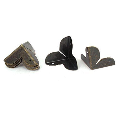 caja-de-joyeria-tabla-protectores-de-esquina-de-metal-color-bronce-22x22mm-8-pc