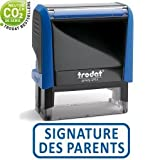 Trodat X-Print Unterzeichnung der Eltern