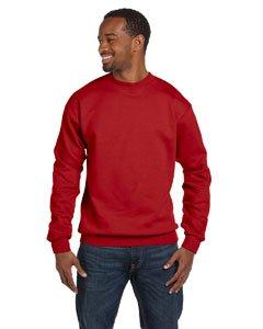 Hanes Men's Ecosmart Fleece Sweatshirt Poly Crewneck Fleece Sweatshirt