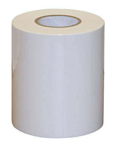 Kerbl 29832 Siloklebeband 100 mm x 25 m (Stärke 0.2 mm), weiß