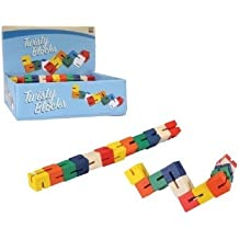 Pack of 2 Twist and lock blocks