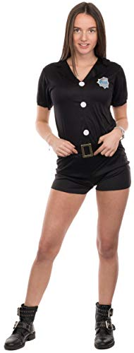 ostüm Verkleidung Cop L ()