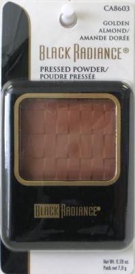 Black Radiance Poudre pressée - Amande dorée (Ensemble de 3)
