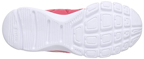 Reebok Trainfusion Nine, Chaussures de Course Femme Rose - Pink (Fearless Pink/White/Black)