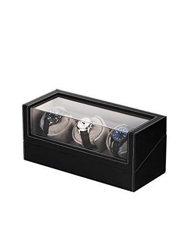 Rothenschild Uhrenbeweger für 3 Uhren RS-2115-3BL