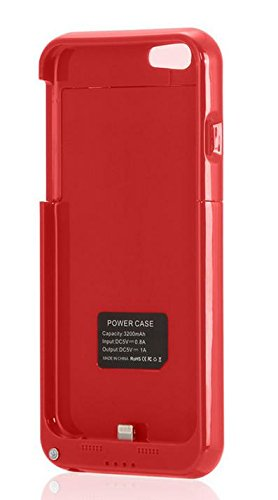 GDS Apple iPhone 6/6s. Charge treasure. intégré power. Mobile Téléphone portable boîtier rose