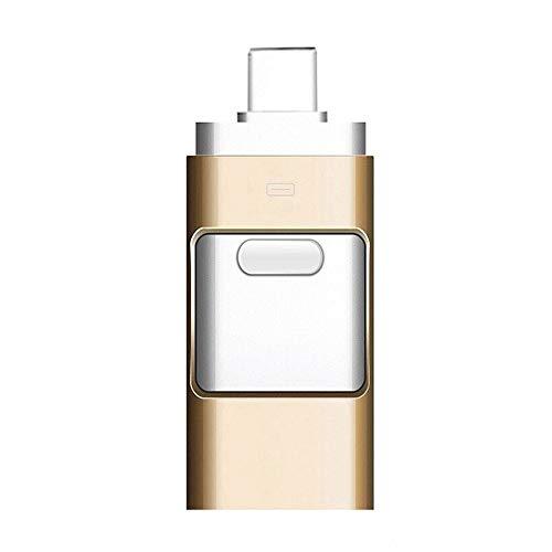 MMPY USB-Sticks Speicher für große Speicherkapazitäten für Computer-Memory-Sticks Externe Festplatte Telefon-Foto-Backup-Thumb-Laufwerk USB Memory (größe : 64GB) (Ipad 64gb Refurbished Mini)