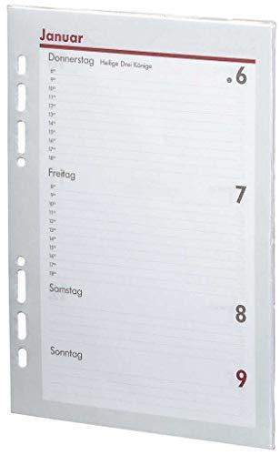 bsb Kalendarium 1Woche=2Seiten A5 Multilochung Timeplaner 02-0048
