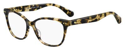 Kate Spade Adrie 0086 Dark Havanna/Demo-53 mm
