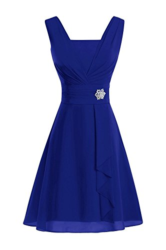 Secret Castle-Robe-Femme Bleu - Bleu roi