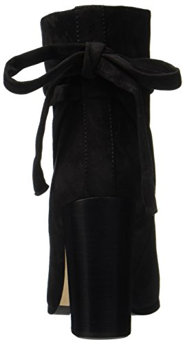 HUGO Damen Rachel 10199370 01 Stiefel Schwarz (Black)