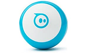 Sphero Mini App Enabled Robot, learn to code, play games and drive with facial expressions!