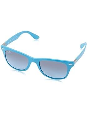 Ray-Ban - Gafas de sol Wayfarer Wayfarer Liteforce RB4195, Blue (60848F 60848F)