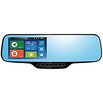 Deo GPS Smart Rear View Mirror DGr7 Android with Dash Cam