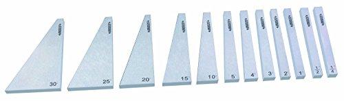 Insize 4003–10Winkel Teller, 10Teller Pro Set