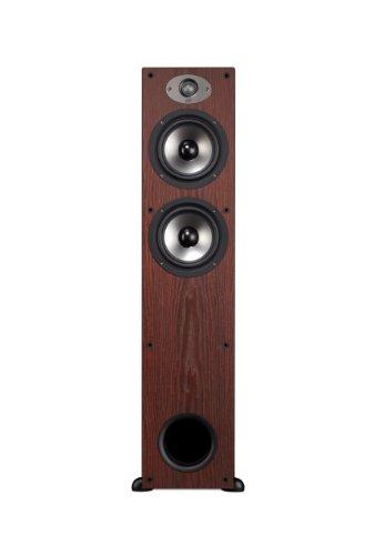 Polk Audio TSX330 - Altavoz de suelo, cereza