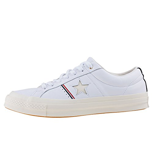 Chaussure Converse One Star Ox Blanche