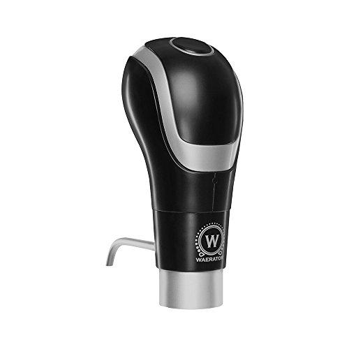 WAERATOR 1-Knopfdruck Elektrischer Weinbelüfter - Wine Aerator | Wein Dekanter | Verbessert den...