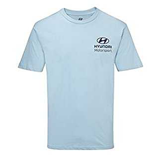 Hyundai World Rally Team Team T-shirt Rally Motorsport Fan Mens