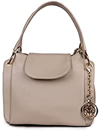 WOMEN MARKS SLING WITH HAND HELD BAG CREAM (FLAP)