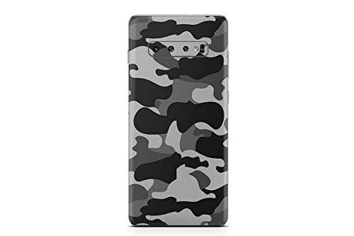 Skins4u Aufkleber Design Schutzfolie Skin Sticker kompatibel mit Samsung Galaxy S10 Plus urban-camo Galaxy Camo