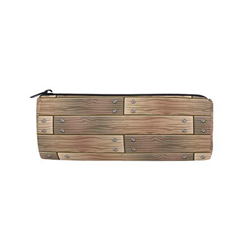 FAJRO Stiftehalter, Holz, seitliche Wand, niedliches Design -