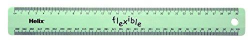 helix-k40010-30-cm-coloured-flexible-ruler