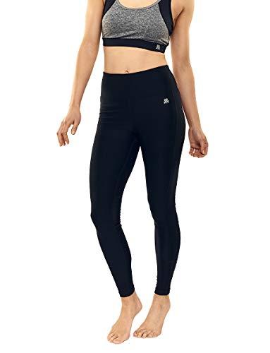7a94fc707 Calmia - Leggings - para mujer Negro Negro (Medium