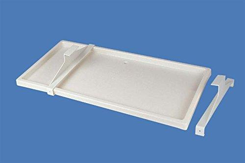 Kondensatwanne Kunststoff für Klimaanlagen oder Wärmepumpen 790mm -