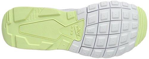 Nike W Air Max Motion Lw Eng, Scarpe da Ginnastica Donna Bianco (White/White/Barely Volt/Racer Pink)