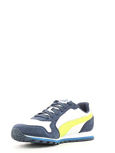 Puma 359087 Scarpa ginnica Bambino Blu