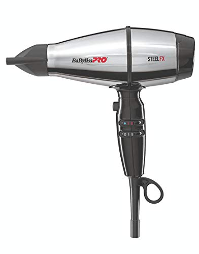 BaBylissPRO SteelFX Professional hair dryer 2000w