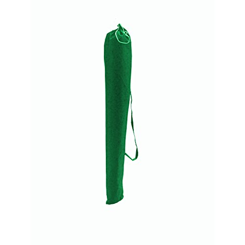 Gardensity Carry Case Cover For Outdoor Garden Parasol Cover Up To 2.7m (Green)