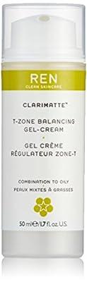 REN Skincare Clarimatte T-Zone Balancing Gel Cream 50ml by Ren Clean Skincare