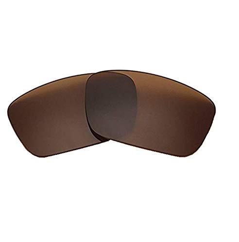 Polarisierte Ersatzgläser für Oakley Fuel Cell OO9096 (Brown)
