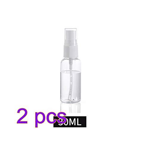 Beautiful Parfüm-Zerstäuber transparent aus Kunststoff Mini Mini Flasche Spray wiederverwendbar - Feuchtigkeitsspendende Parfüm