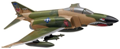 Revell Monogram 1: 100 Maßstab Snaptite F-4 Phantom Model Kit Monogram Snap