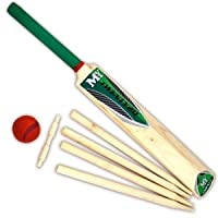 CRICKET SET IN MESH CARRY BAG - SIZE 3