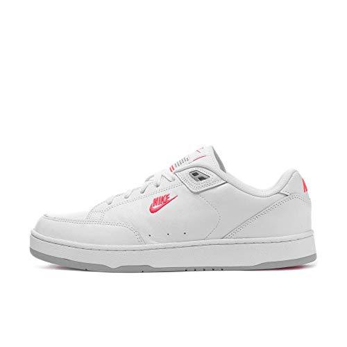 pretty nice 5ef3f b4a05 Nike Grandstand II Premium, Zapatillas para Hombre, (White Solar Red Wolf  Grey 001), 40 EU
