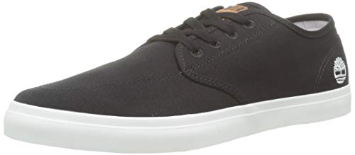 Timberland Herren Union Wharf Sneaker, Schwarz (Jet Black A40), 45 EU