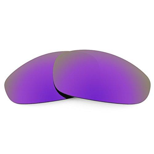 Revant Ersatzlinsen für Oakley Juliet Plasma Lila MirrorShield®