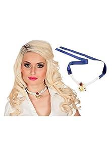 Boland-Collar Gargantilla Marino Womens, dorado/blanco/azul, talla única, 44364