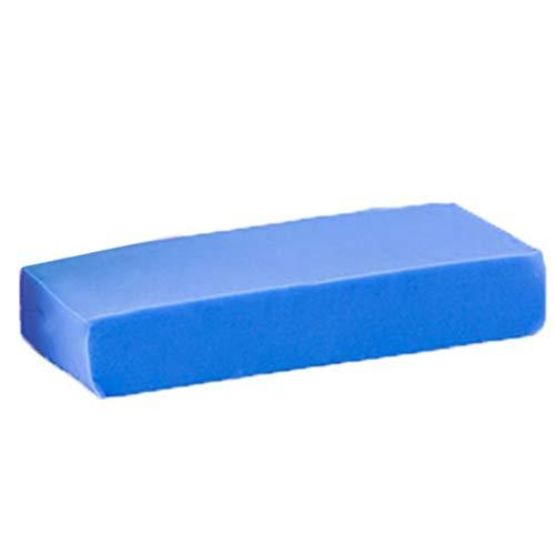 Badeschwamm Schwamm Körper Bio Gentle Soft-Badewanne zur Körperreinigung Puff Reinigung Scrub Cleanser Hautpflege Accessoires 2ST-Pack Blau -