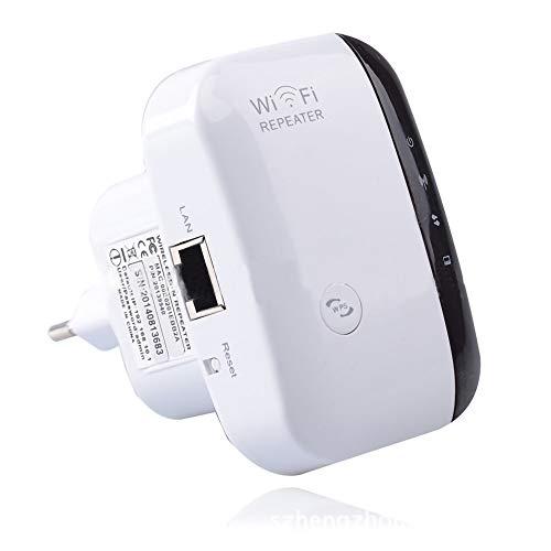 SG Wi-Fi Range Extender, drahtloser Signalverstärkungsverstärker 300M WiFi Repeater, unterstützt WPA2, WPA und WEP9 (128/64) -