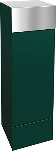 frabox Design Paketkasten Namur Special Edition, RAL 6005 Moosgrün